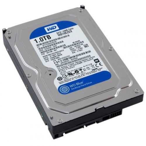 Жорсткий диск 3.5 Western Digital Blue 1TB (WD10EZEX)