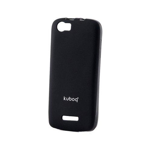 Накладка Kuboq TPU case FLY IQ4405 Black