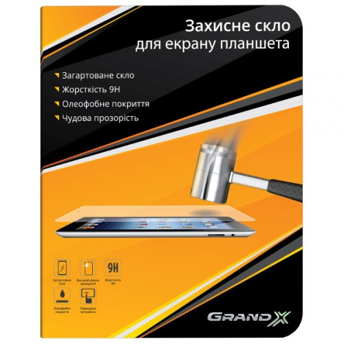 Плівка захисна Grand-X Ultra clear glossy для Asus Memo Pad 7 ME176C