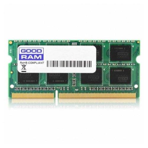 Модуль памяті SoDIMM DDR3 2Gb 1600 Mhz GoodRam (GR1600S364L11/2G)