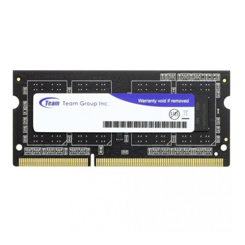 Модуль памяті SoDIMM DDR3 4GB 1600 MHz Team (TED3L4G1600C11-S01)