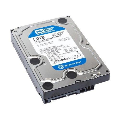Внутрішній жорсткий диск 3.5 1000GB WD (WD10EALX) SATA III, 7200 об./хв, 32МВ