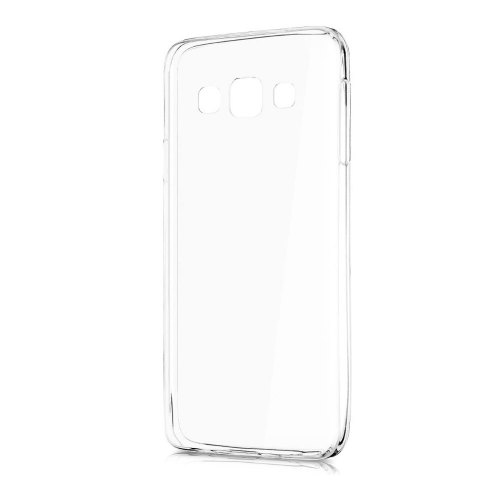 Накладка силіконова для Samsung A300 Galaxy A3 Transparent
