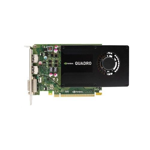Відеокарта PNY Quadro K2200 4GB DDR5 DVI-2xDP