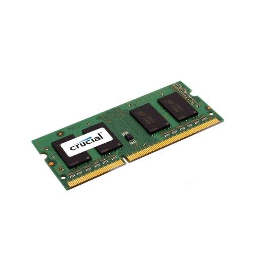 Модуль памяті SoDIMM DDR3 Micron Crucial 8GB 1600 MHz  (CT102464BF160B)DDR3, 8 GB, 1, 1600 МГц, CL11, 1.35V