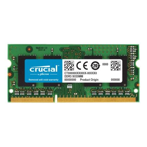 Память для ноутбука Micron Crucual DDR3 1600 2GB 1.35/1/5V