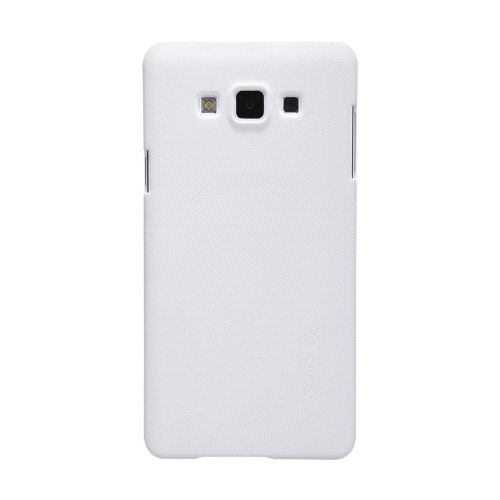 Накладка Nillkin Matte для Samsung A700 Galaxy A7 (+ плівка) White