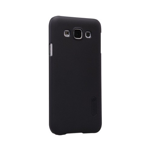 Накладка Nillkin Matte для Samsung E500 Galaxy E5 (+ плівка) Black