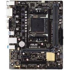Материнська плата Asus A68HM-K (sFM2/FM2+, AMD A68H, PCI-Ex16)