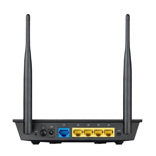 Інтернет-шлюз ASUS RT-N12 v.D 802.11n 300Mbps 5dBi зємні  антени , 4xLAN FE, 1xWAN FE