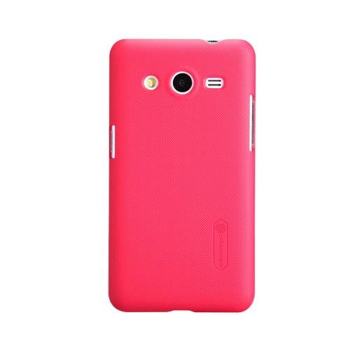 Накладка Nillkin Matte для Samsung G360 Galaxy Сore Prime (+ плівка) Red