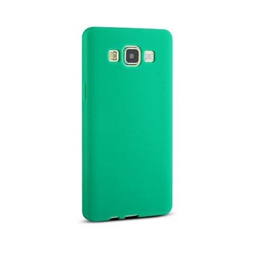 Накладка силіконова для Samsung A300 Galaxy A3 Green