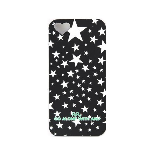 Накладка ARU для iPhone 5 / 5S Twinkle Star Black