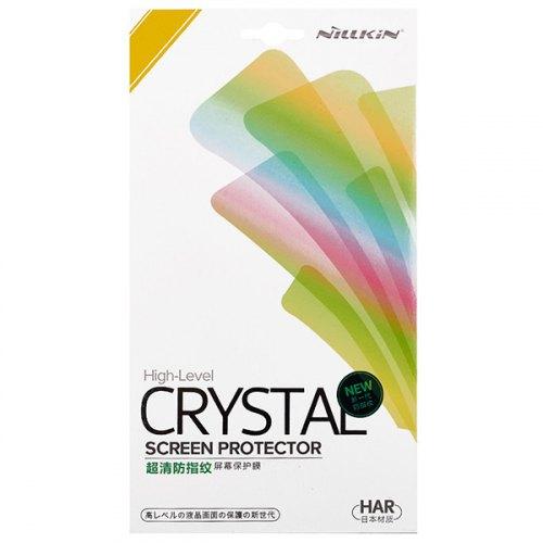 Захисна плівка Nillkin Crystal (на обидві сторони + плівка на камеру) для Apple Apple iPhone (Anti-fingerprints)