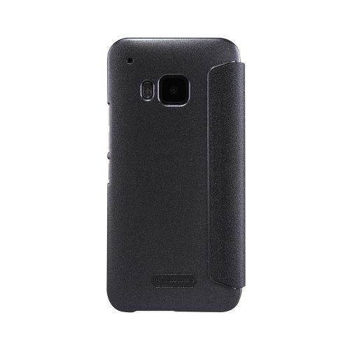 Чохол книжка Nillkin Sparkle Series для HTC One M9 Black