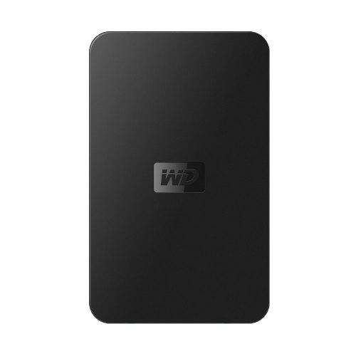 Зовнішній жорсткий диск 320GB Western Digital Elements (WDBAAR3200ABK-EESN) 2.5 USB2.0 Black