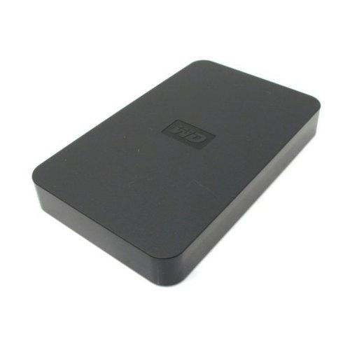 Зовнішній жорсткий диск 500GB Western Digital Elements (WDBAAR5000ABK-EESN) 2.5, USB2.0, Black