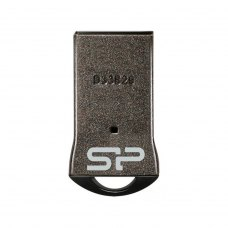USB флеш SILICON POWER UFD 2.0,Touch T01 64GB,Black