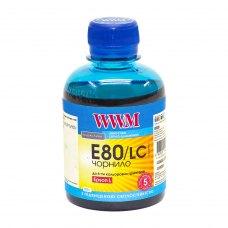 Чорнило Ink (200 г) EPSON L800 (Light Cyan) E80/LC , E80/LC
