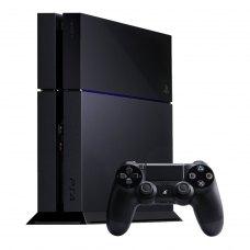Ігрова консоль Sony Playstation 4 500GB Black