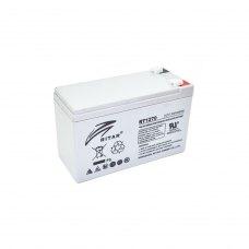 Батарея до ПБЖ, 12В, 7Ач, AGM RITAR, 151х65х100 мм (RT1270)