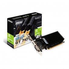 Відеокарта MSI GeForce GT 710 2GB (GT 710 2GD3H LP)