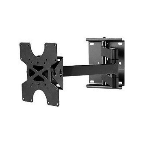 Кронштейн настінний X-DIGITAL LCD2703L 17-37, 15/180, 45кг, чорний, 3.3кг, похило-поворотна