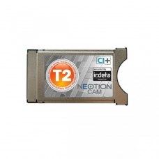 САМ модуль Neotion Т2 цифрове ТВ, DVB-Т2, система кодування Irdeto Clock