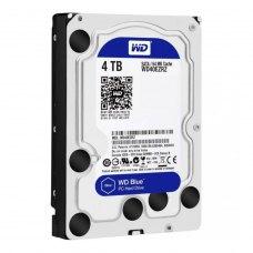 Внутрішній жорсткий диск  3.5 4000GB WD (WD40EZRZ) SATA III, 5400rpm, 64MB, Caviar Blue