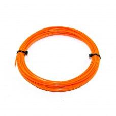 Філамент PLA 1.75mm для 3D ручки, 5м, помаранчевий