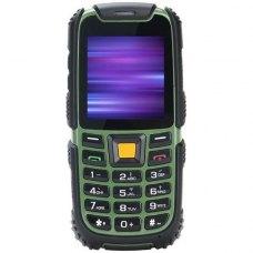 Мобiльний телефон Nomi i242 X-treme Black-Green