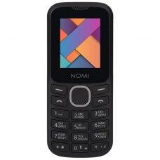 Мобiльний телефон Nomi i184 Black- Grey