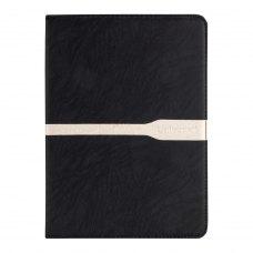 Универсальный Чохол 7 для планшетів  полоса (резинка), Black
