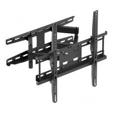 Кронштейн Walfix R-412B Діагональ: 26 - 55, VESA: макс 400х400 мм Навантаж: до 30 кг  Наклон: 15град Відступ від стіни: 70-350 мм