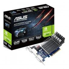 Відеокарта ASUS GeForce GT710 1024Mb (710-1-SL) DDR3, 64 Bit, 954 MHz, 1800 MHz, DVI, HDMI, VGA (D-Sub), радіатор