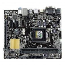Материнська плата Asus H110M-R/C/SI White Box (s1151, Intel H110, PCI-Ex16)