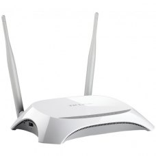 Маршрутизатор Wi-Fi TP-Link TL-WR840N до 300Mbps 2 антени 10/100BASE-TX Ethernet (MDI/MDIX)