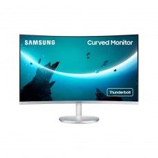 Монітор Samsung C27F591F (LC27F591FDIXCI)27', VA, 1920 х 1080, матовое, 16:9, 3.5 mm Mini-Jack, DisplayPort, HDMI, VGA, аудио вход (line-in), есть, 4м