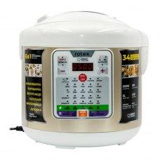 Мультиварка Rotex RMC530-G потужність: 700 Вт чаша 5 л, к-кість програм: 31