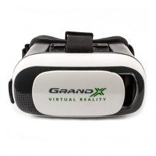 Окуляри віртуальної реальності Grand-X White (GRXVR03W)