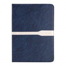 Универсальный Чохол 7 для планшетів  полоса (резинка), Deep Blue