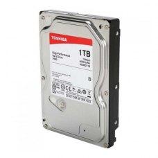 Внутрішній жорсткий диск  3.5 1000GB TOSHIBA (HDWD110UZSVA)7200 об/мин, 64 MB, SATA III, P300