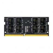Модуль пам`яті SoDIMM DDR4 Team 8GB 2133 MHz Elite (TED48G2133C15-S01) DDR4, 8 GB, 1, 2133 МГц, CL15, 1.2 V 1 планка