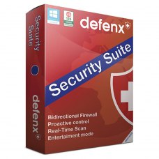 Антивірус Defenx Security Suite, ліцензія на 12 місяців для 1 ПК
