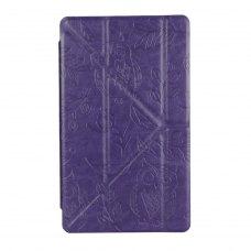 Чохол Utty Y-case Pattern Lenovo TAB 3 710 7 сова, Purple