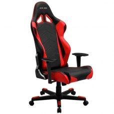 Крісло для геймерів DXRacer Racing OH/RE0/NR Black/Red