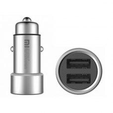 Автомобільний зарядний пристрій Xiaomi Car Charger (GDS4042CN), Silver