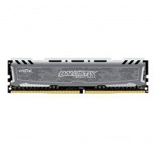 Crucial DRAM 16GB DDR4 2400 MT/s (PC4-19200) CL16 DR x8 Unbuffered DIMM 288pin Ballistix Sport LT DD