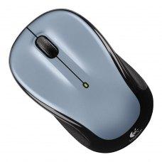 Мишка бездротова, Logitech M325 Silver (910-002334)
