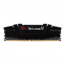 DDR-4 16GB  PC4-25600 (PC4-3200) RipjawsV  (Classic Black) G.skill  Original